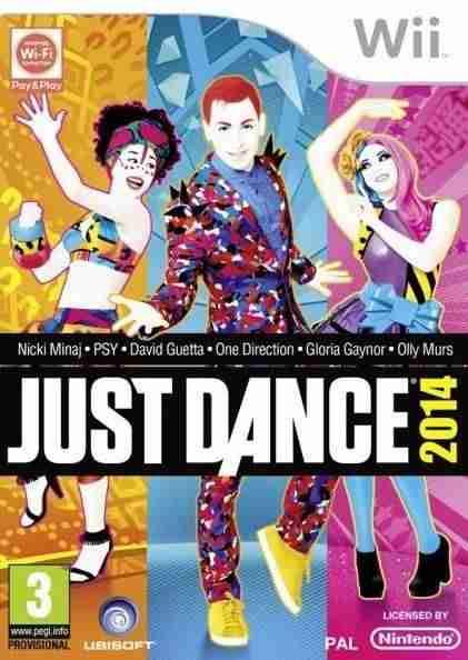 Descargar Just Dance 2014 [MULTI][PAL][WiiERD] por Torrent